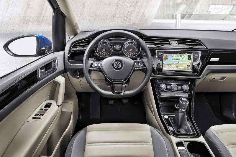 Derneue Volkswagen Touran