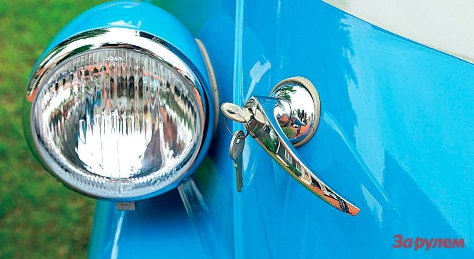 BMWIsetta 250— круглый отличник — фото 260682