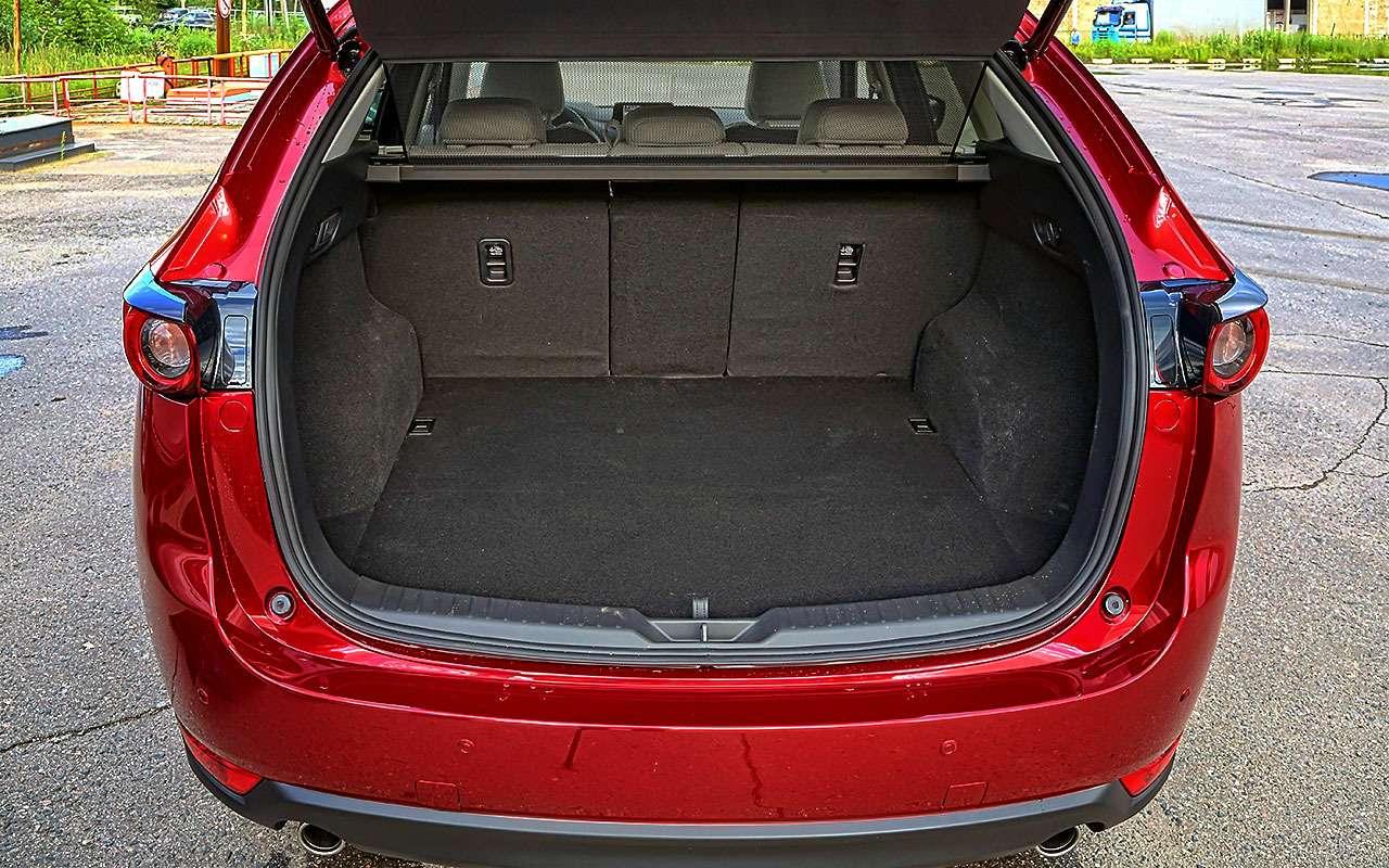 Mazda CX-5— тест-драйв пороссийским дорогам— фото 784043