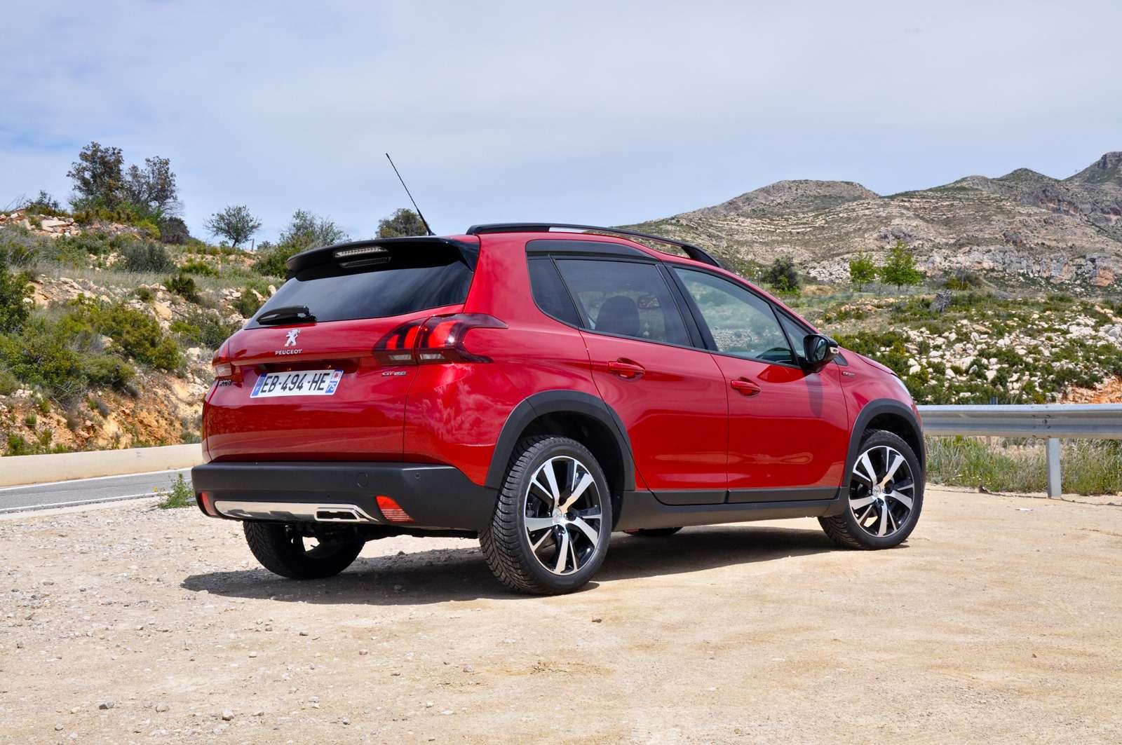 Обновленный Peugeot 2008: львиная доля— фото 605025