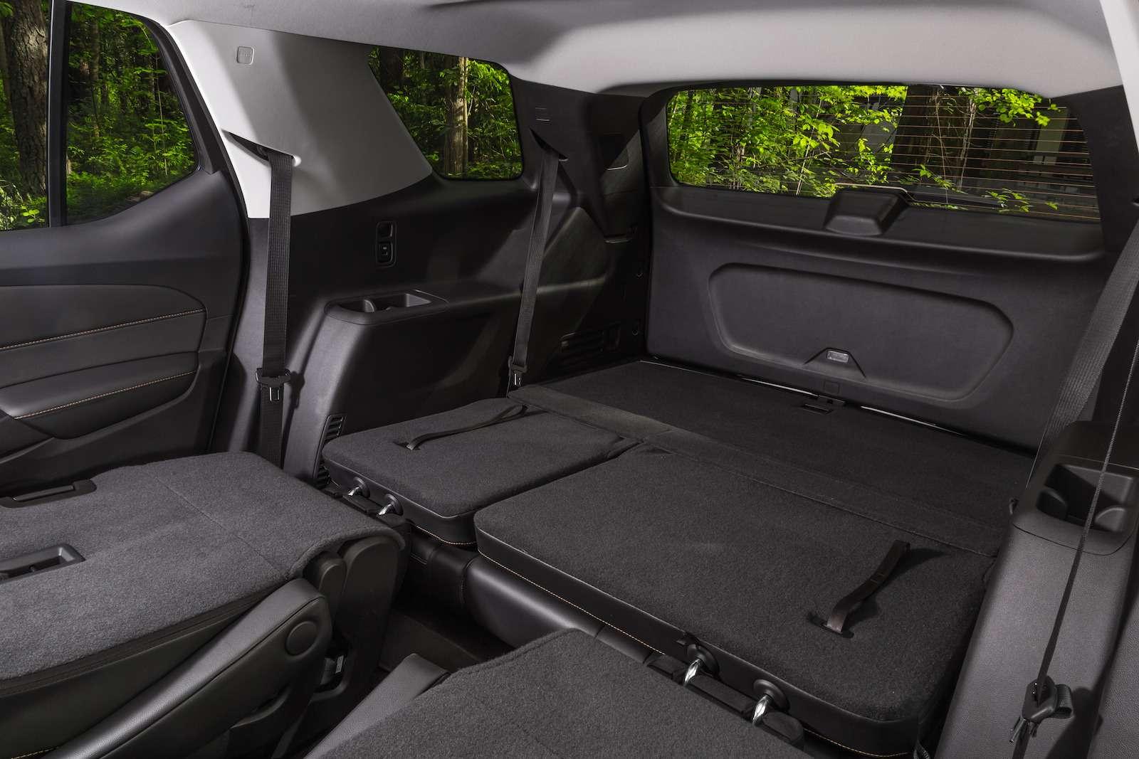 Тест-драйв Chevrolet Traverse: найти ребенка вбагажнике— фото 880726