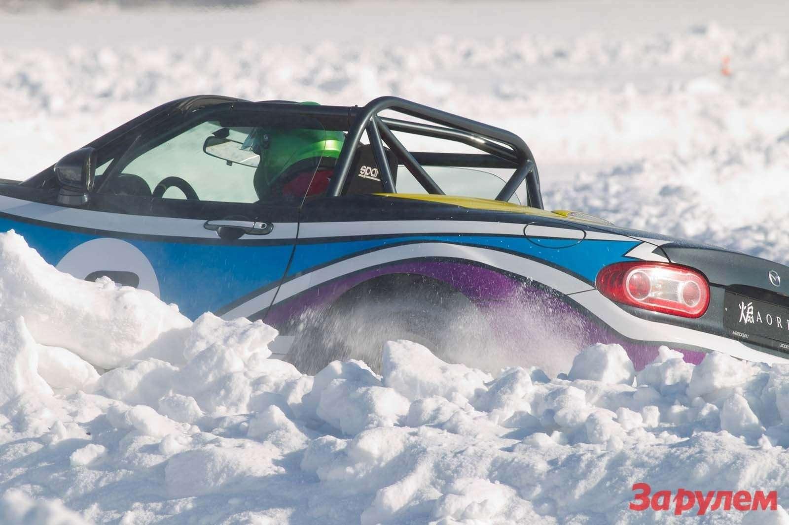 Mazda MX5Ice Race 2013     72