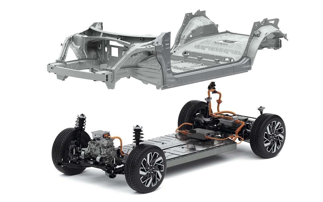 KIAEV6: электромобиль, который заряжает других— фото 1264158
