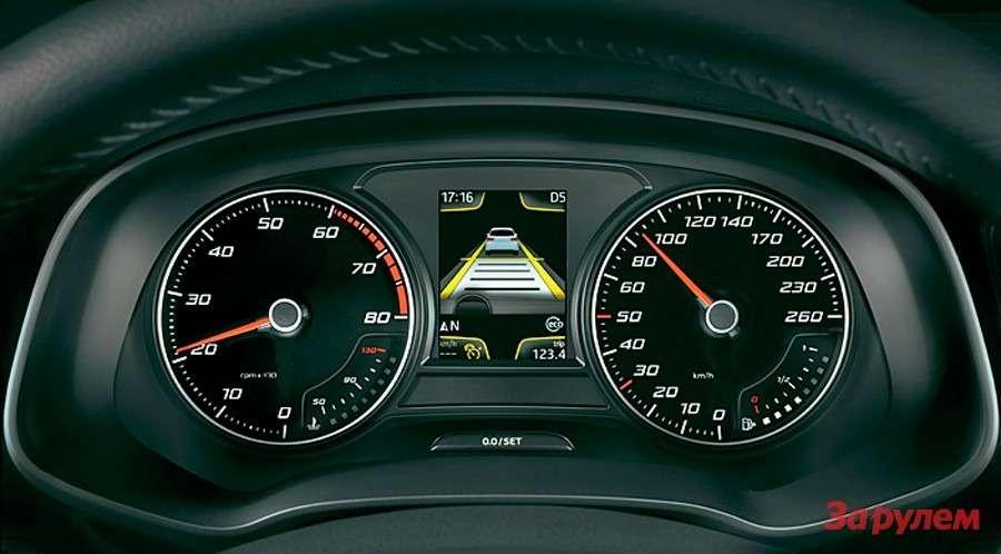 SEAT Leon ST: спортивно-универсальный— фото 260389