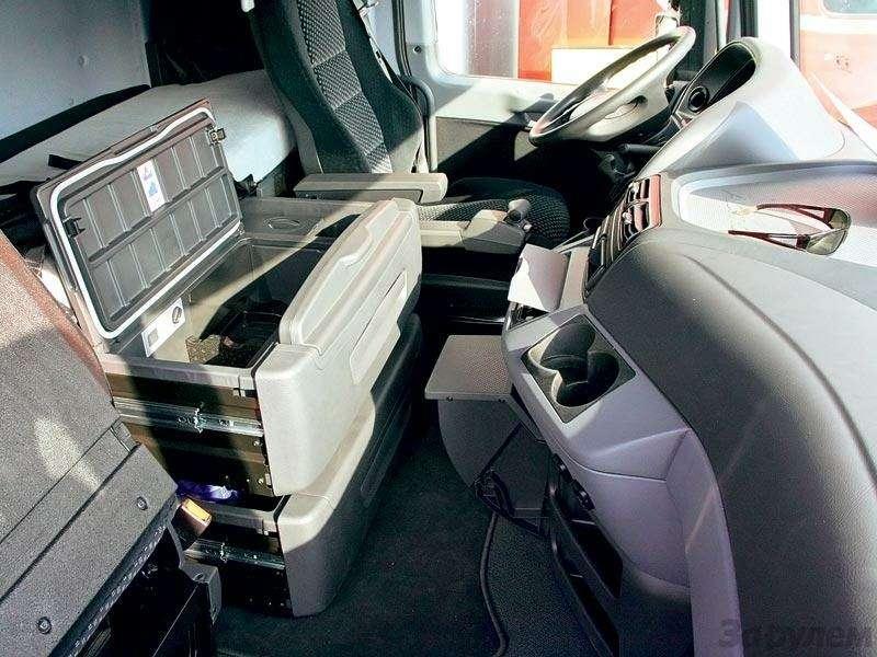 Mercedes-Benz Actros: Короли большой дороги— фото 90820