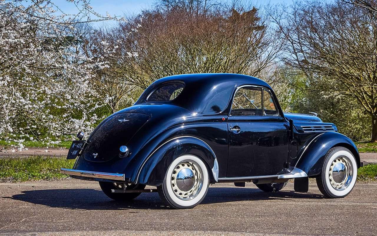 Renault Juvaquatre— редчайший из массовых. Ретротест— фото 884065