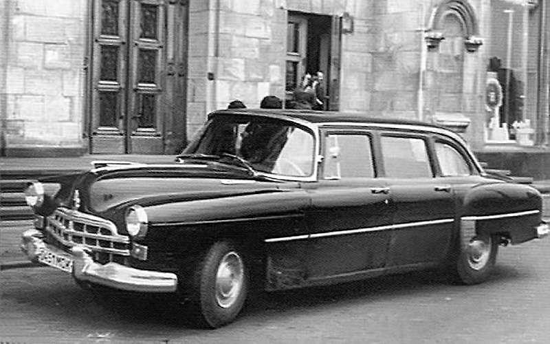 Самые необычные советские автомобили. Топ-12— фото 631384