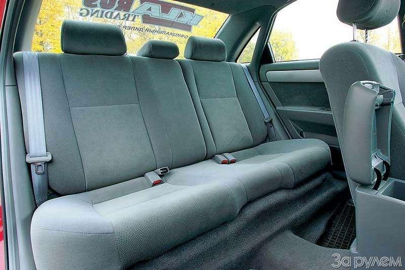 Chevrolet Lacetti. Крести— козыри— фото 67375
