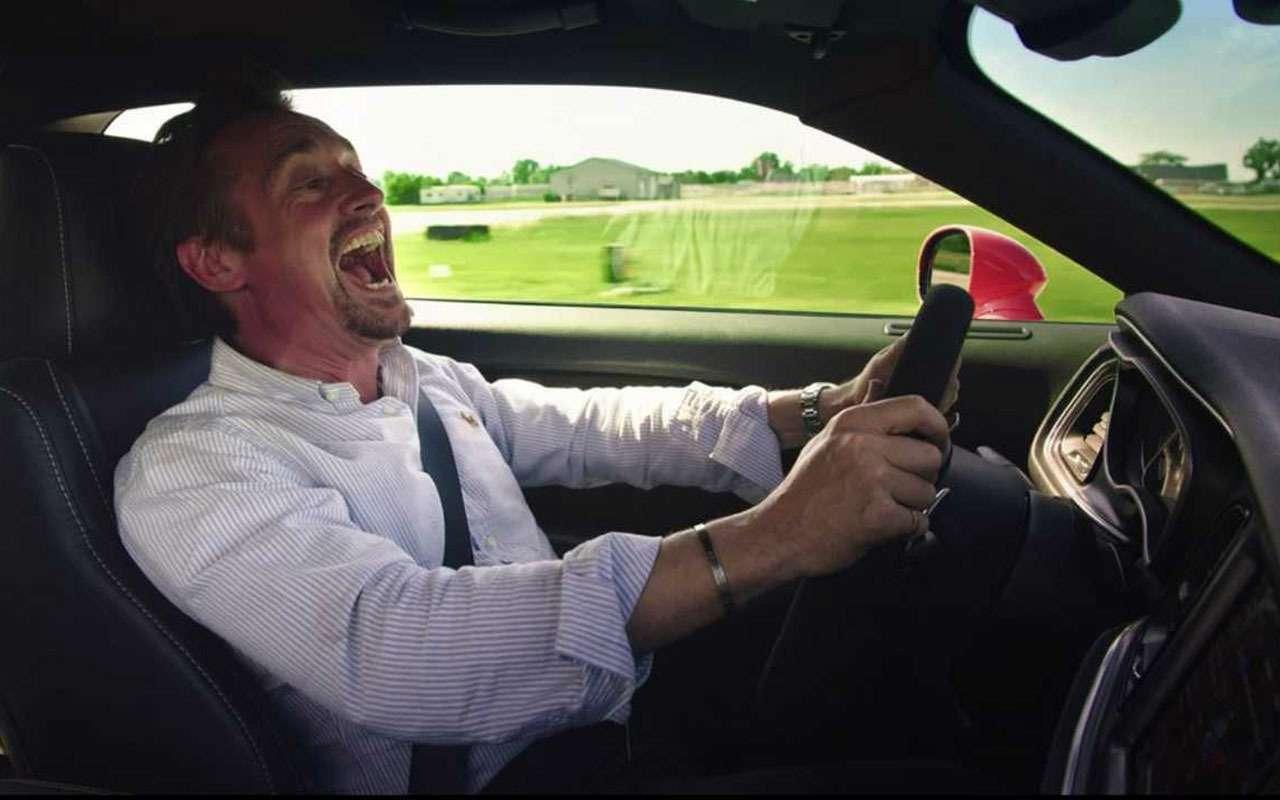 8 любимых автомобилей безумной телезвезды Ричарда Хаммонда— фото 986266