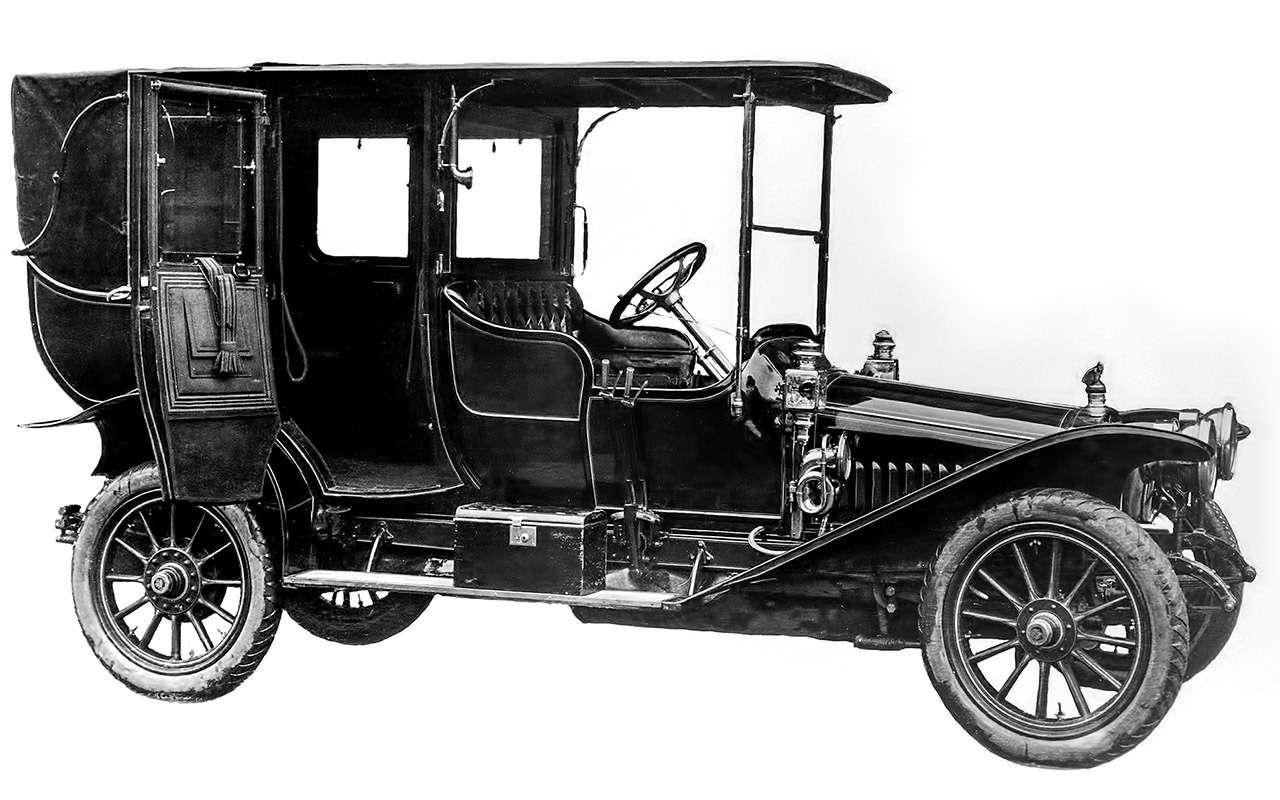 Первый серийный российский автомобиль: история Руссо-Балта— фото 1125245