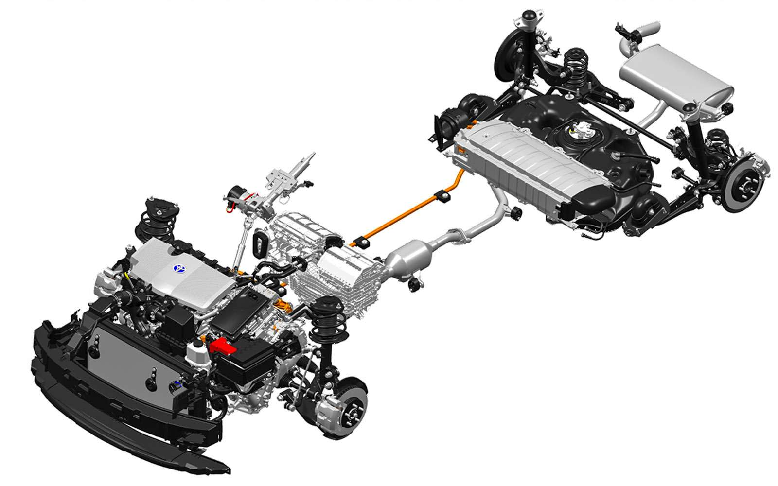 Toyota Prius, DS4Crossback, Mini Cooper— тест наэкономичность— фото 764957