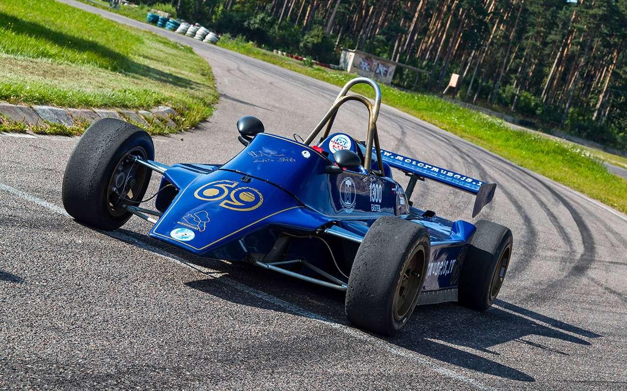Циклоп, Победа-Спорт, Эстония-21...— самые быстрые спорткары СССР— фото 824431