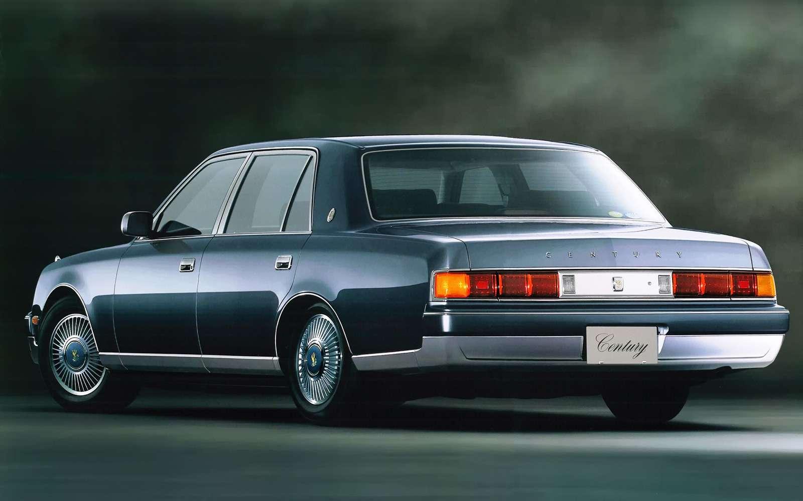 Императорская Toyota— 50лет эволюции— фото 801879