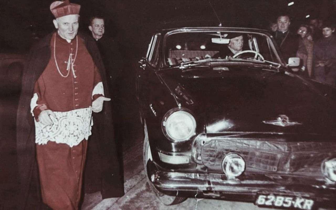 ГАЗ-21: любимая машина Папы Римского, Гагарина иПутина— фото 1116036
