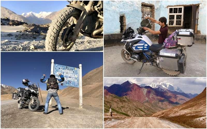 11мест Земли, куда (якобы) не доехать намотоцикле