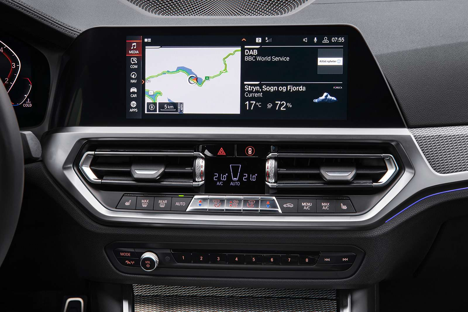 Новая 3-я серия BMW: мызнаем все ороссийской версии— фото 910325