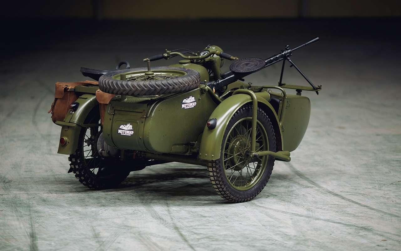 Лучший советский мотоцикл— неужели копия BMW?— фото 904548