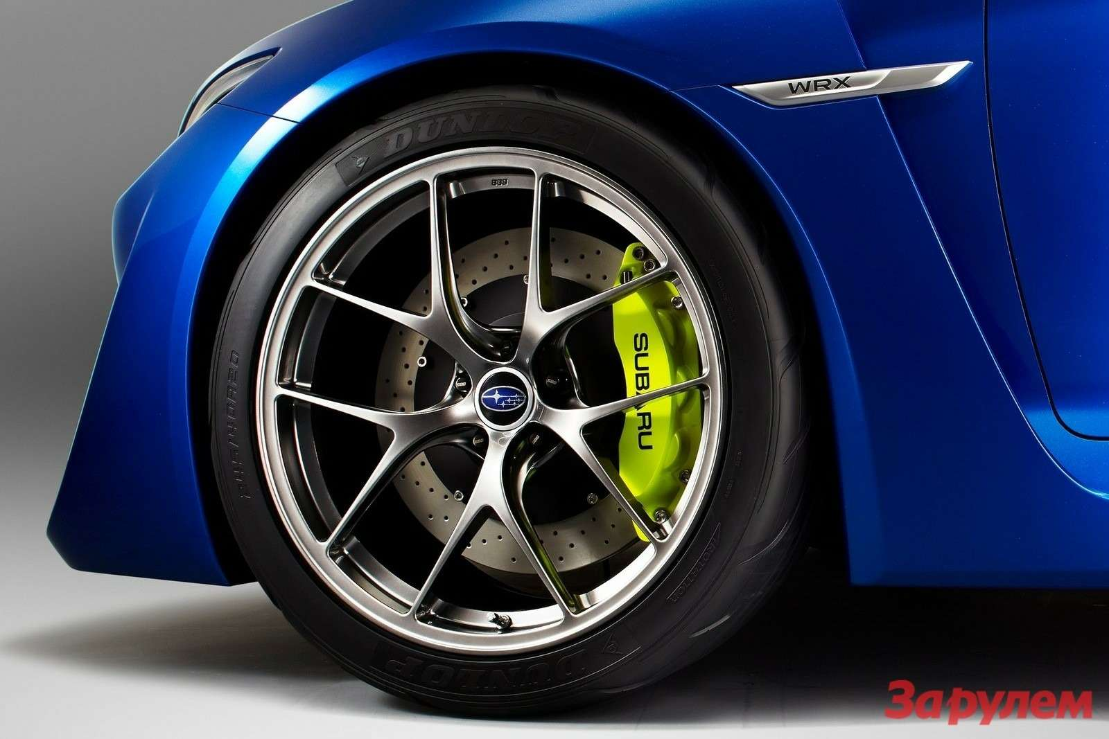 Subaru WRX Concept 2013 1600x1200 wallpaper 0e