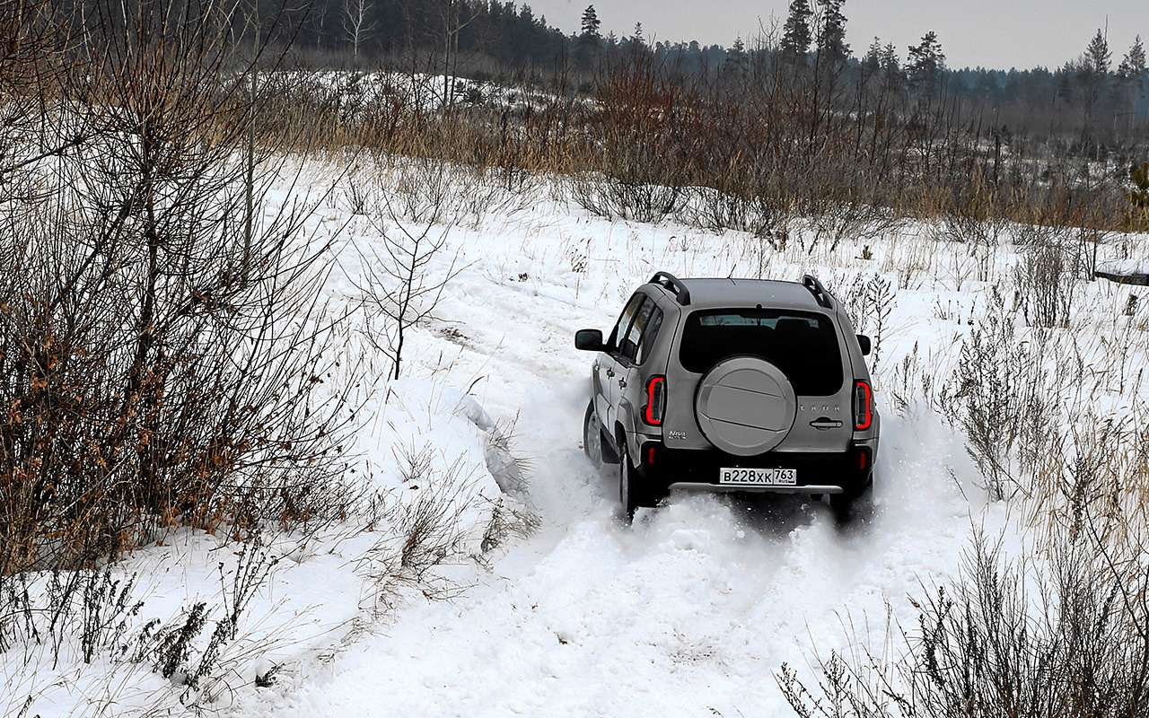 Lada Niva Travel— очень подробный тест— фото 1229354