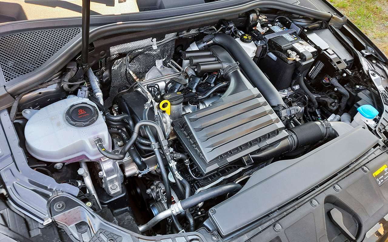 Новый Audi A3: вам седан или Sportback?— фото 1272056