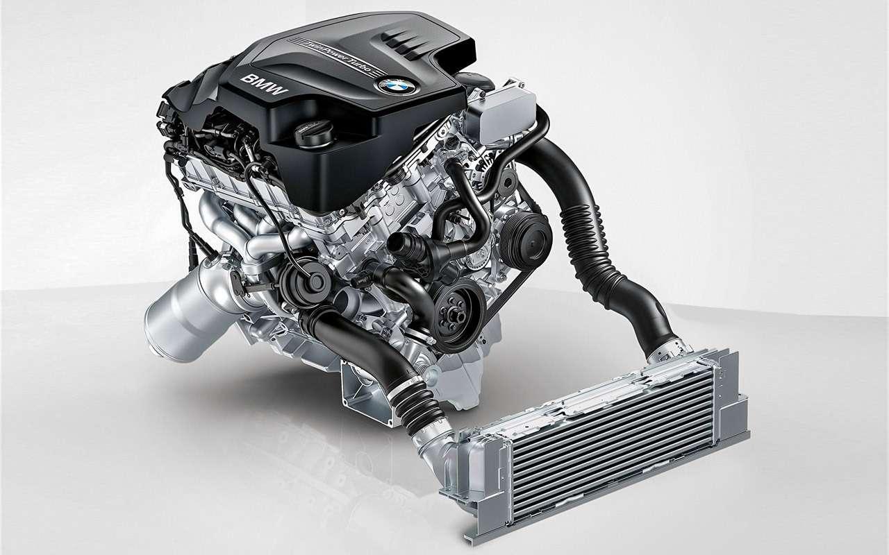 BMW5‑й серии (F10): полный список проблем— фото 1180711