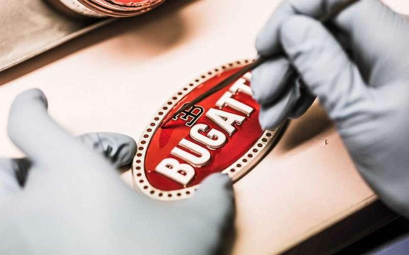 10фактов означке Bugatti, которых вынезнали