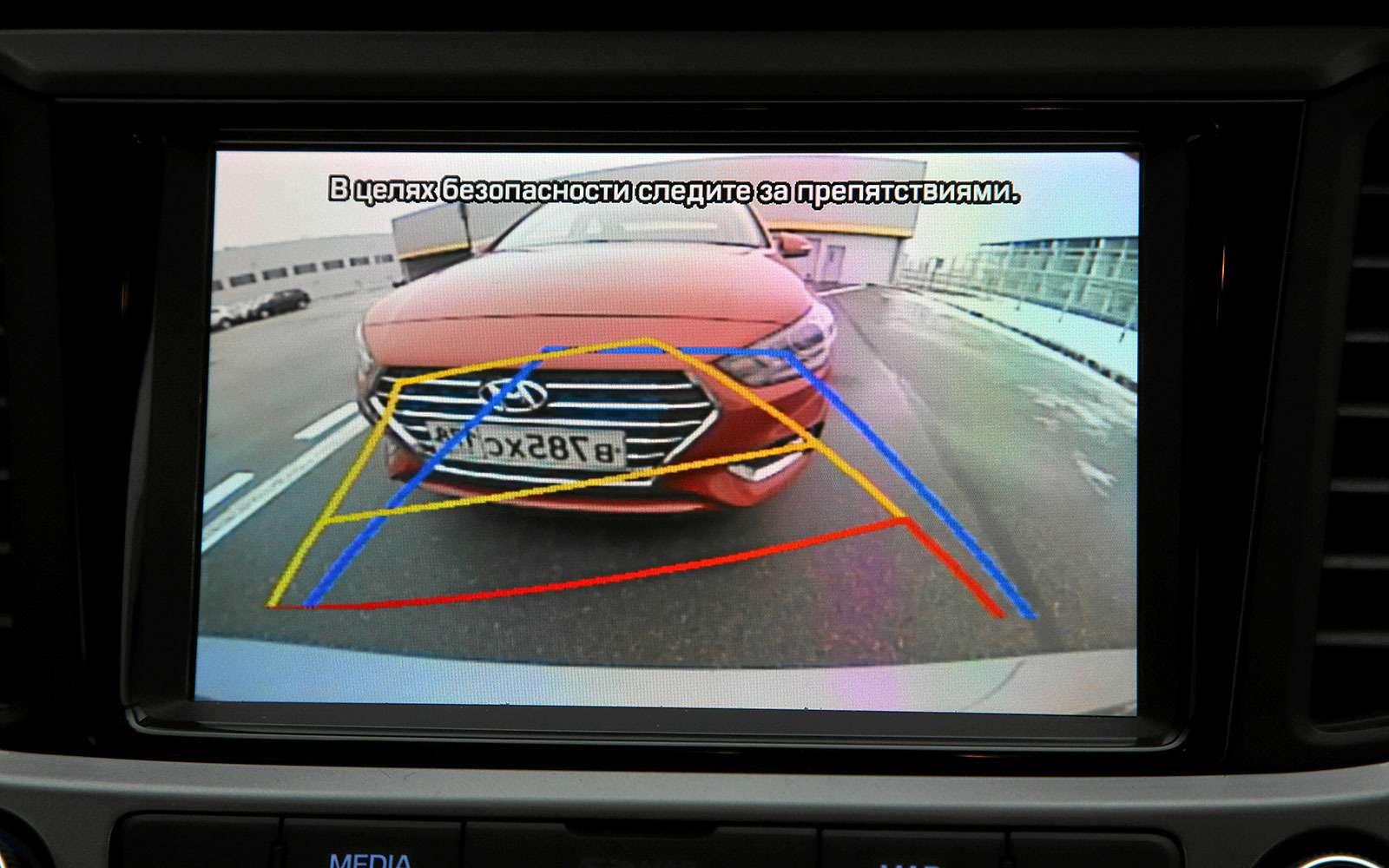 Новый Hyundai Solaris: объявлены официальные цены— фото 708478