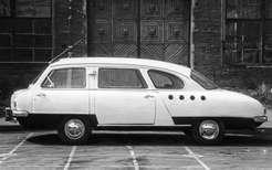 НАМИ-013, 1950г.