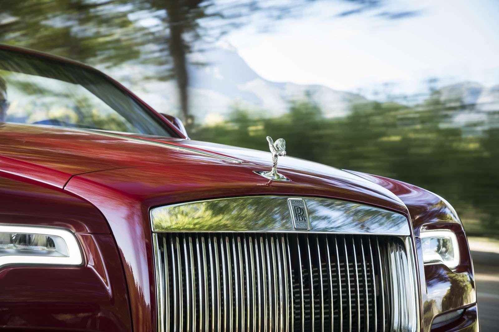 Надороги России выезжает Rolls-Royce Dawn— фото 580843