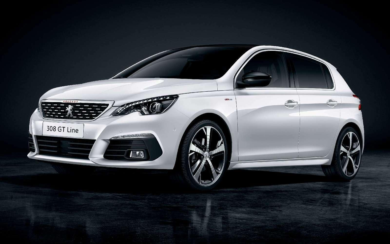 Обновленный Peugeot 308: известны рублевые цены икомплектации— фото 813949