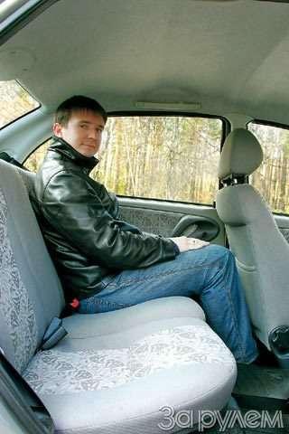 Тест Daewoo Nexia— Lada Kalina. Конфликт поколений— фото 60518