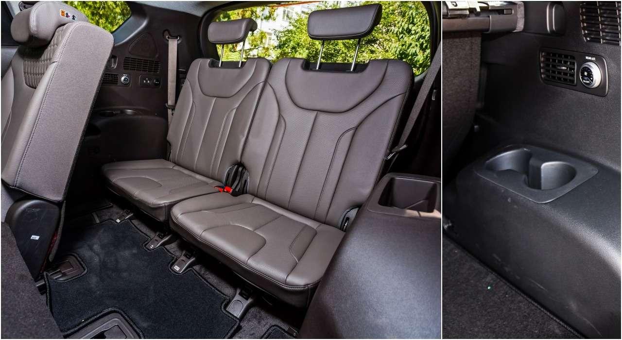 Тест нового Hyundai Santa Feскрутым автопилотом— фото 920458