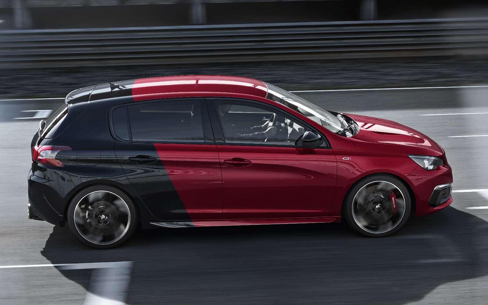 Обновленный Peugeot 308: чище некуда!— фото 759676