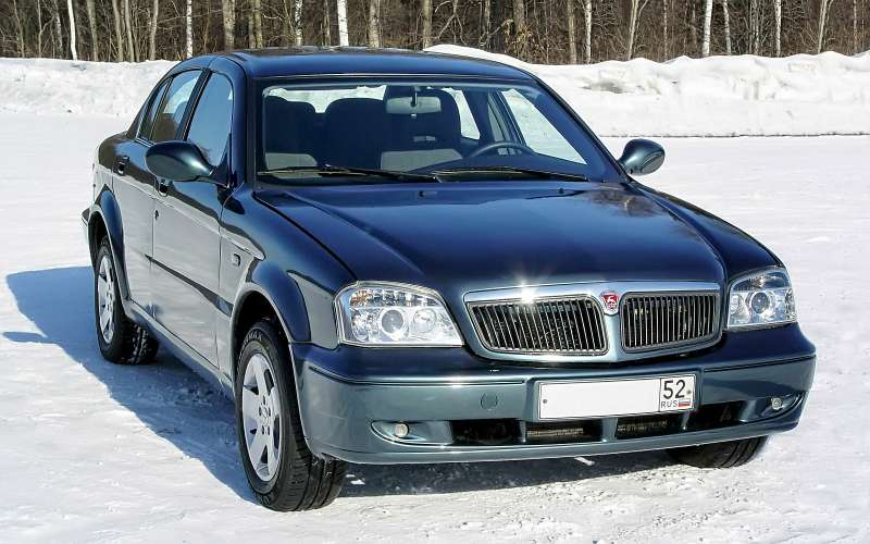 ГАЗ-3115 Волга, 2003г.