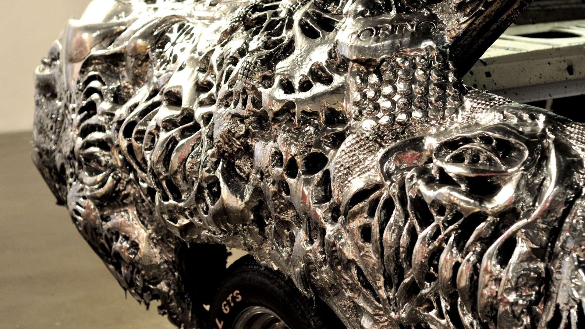 Автомобиль-ужас из3D-принтера: распечатал ипродал— фото 695701