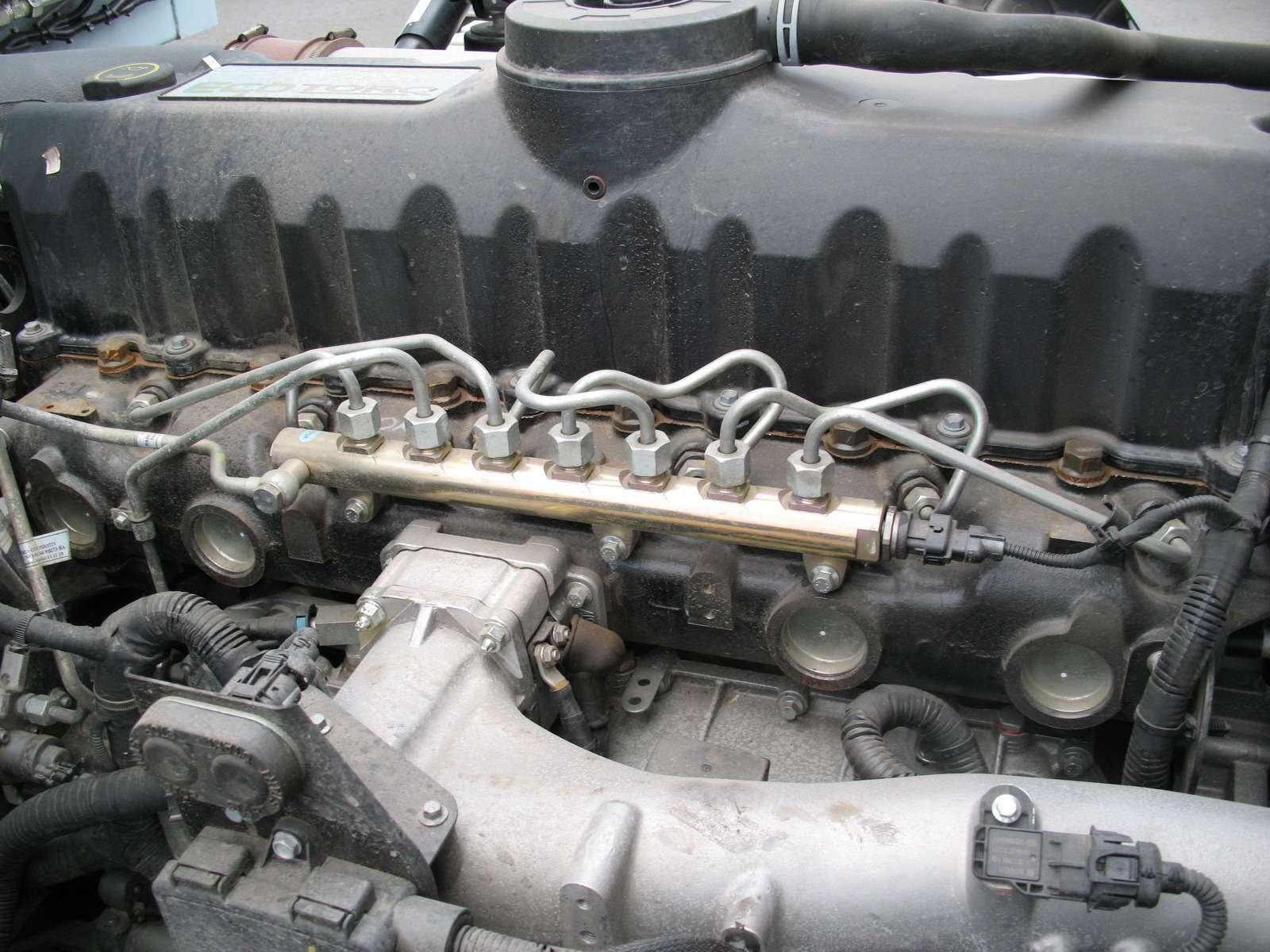 Новый 18-тонный грузовик Ford российской сборки— фото 1229923