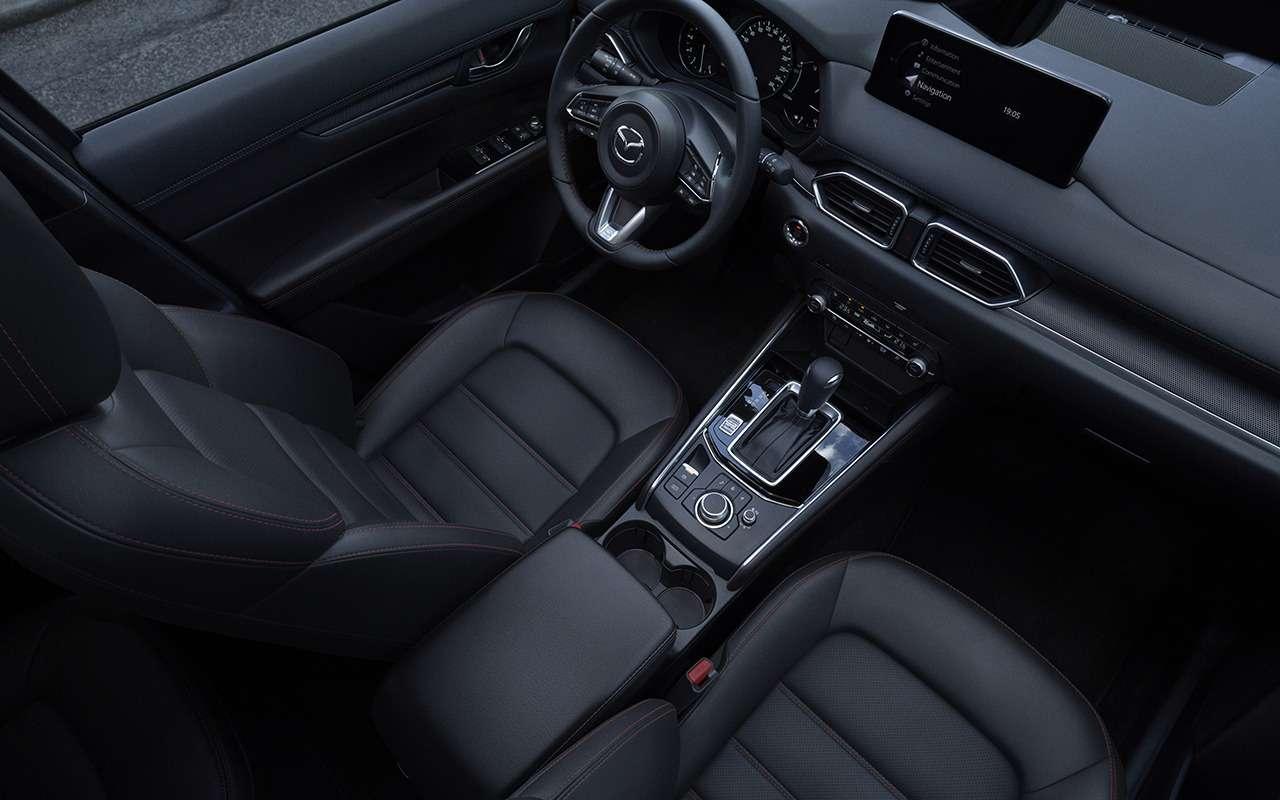 Mazda показала обновленный кроссовер CX-5— фото 1277846
