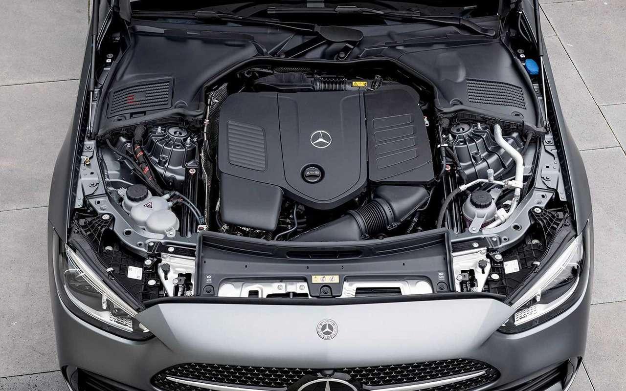 Новый Mercedes-Benz C-класс: главные изменения— фото 1226019