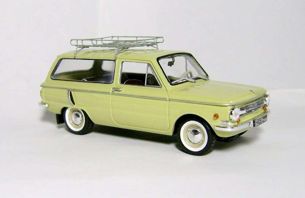 Альтернативная автоистория— невиданные модели СССР— фото 804071