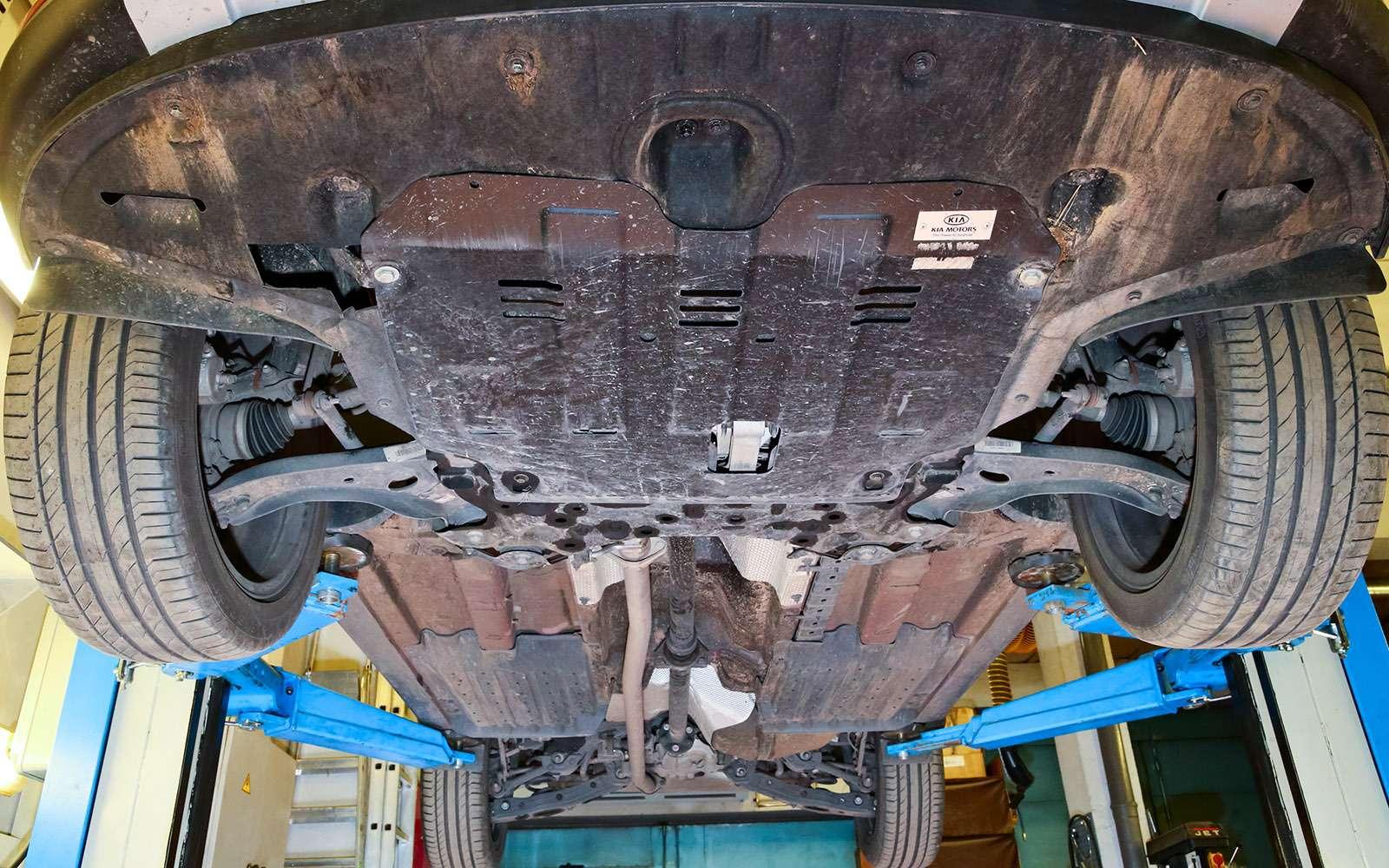Новый Tiguan, CX-5или Sportage? Битва неравных— фото 670851