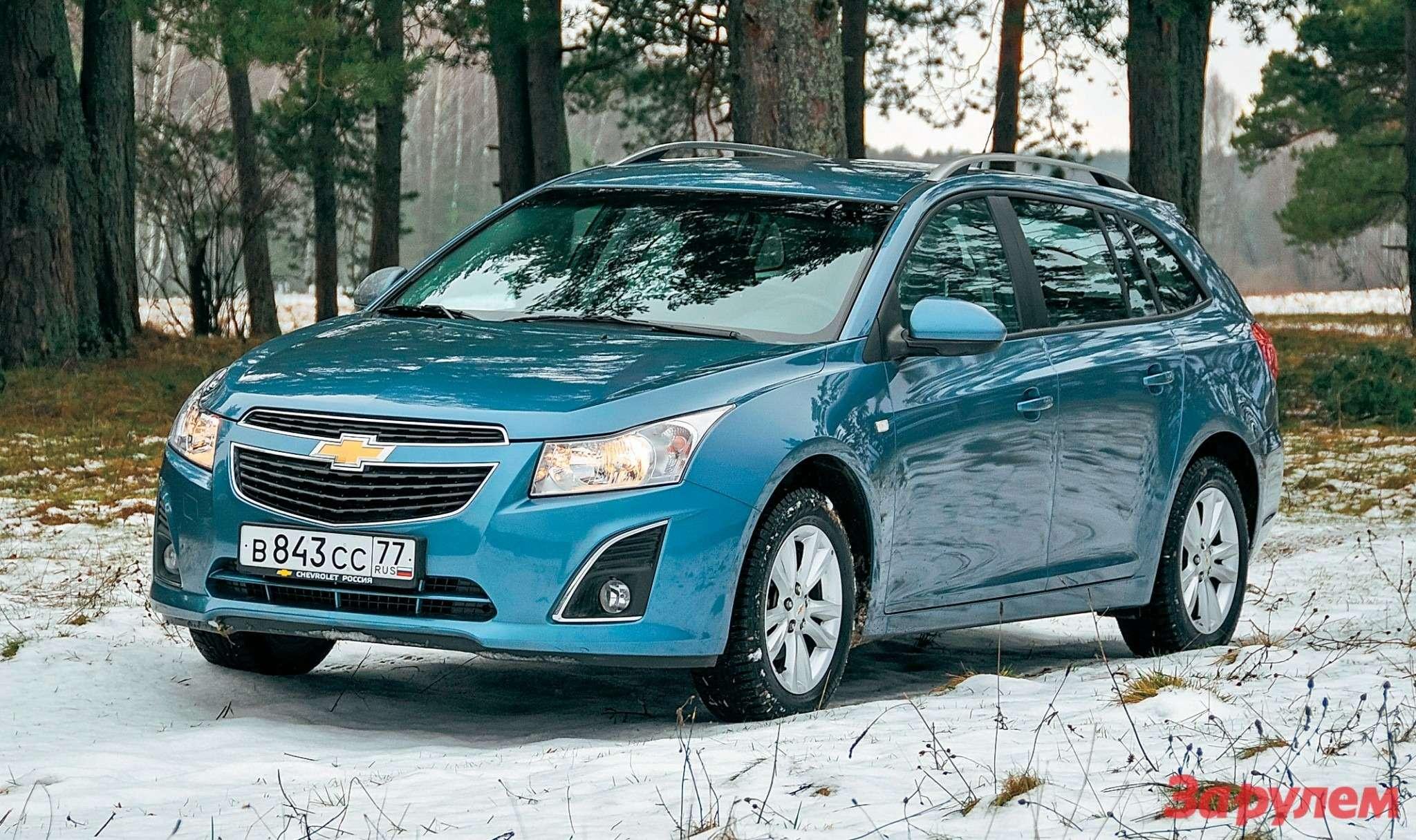 Универсал Chevrolet Cruze— доплата без переплаты— фото 261534