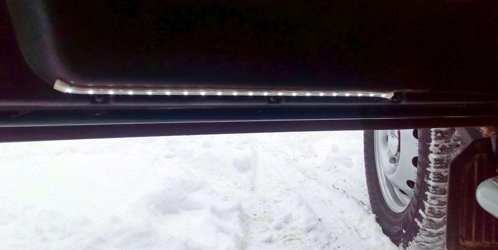 Советы бывалых: усовершенствуем Ниву иКалину Кросс— фото 708952