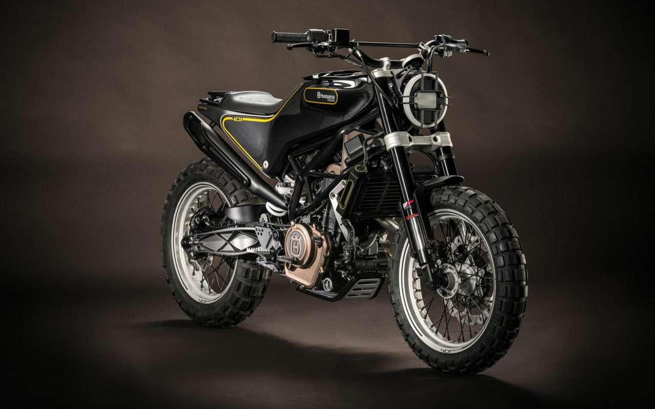 За500 тысяч именьше: 8новых мотоциклов— фото 1120377