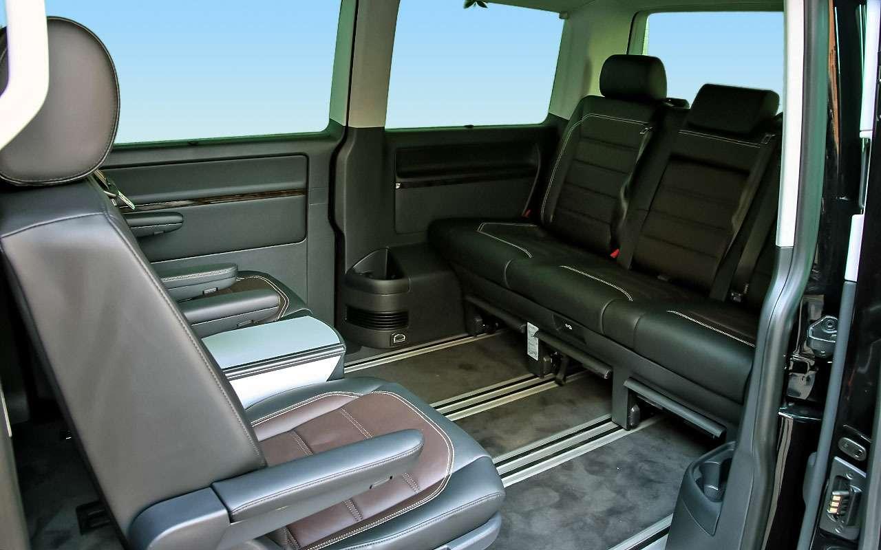 Отпуск зарулем— наминивэне Volkswagen Multivan вФинляндию— фото 791122
