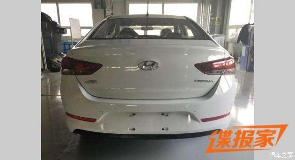 Фотографии серийной версии нового Hyundai Solaris утекли винтернет— фото 608831