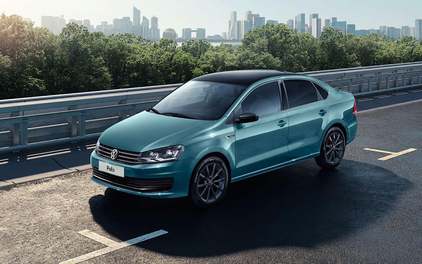 Volkswagen Polo— новая спецверсия дляРоссии— фото 948136