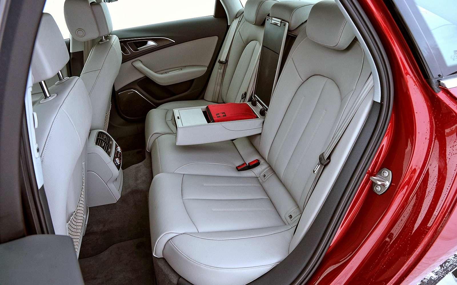 Audi A6: пора напенсию?— фото 711240