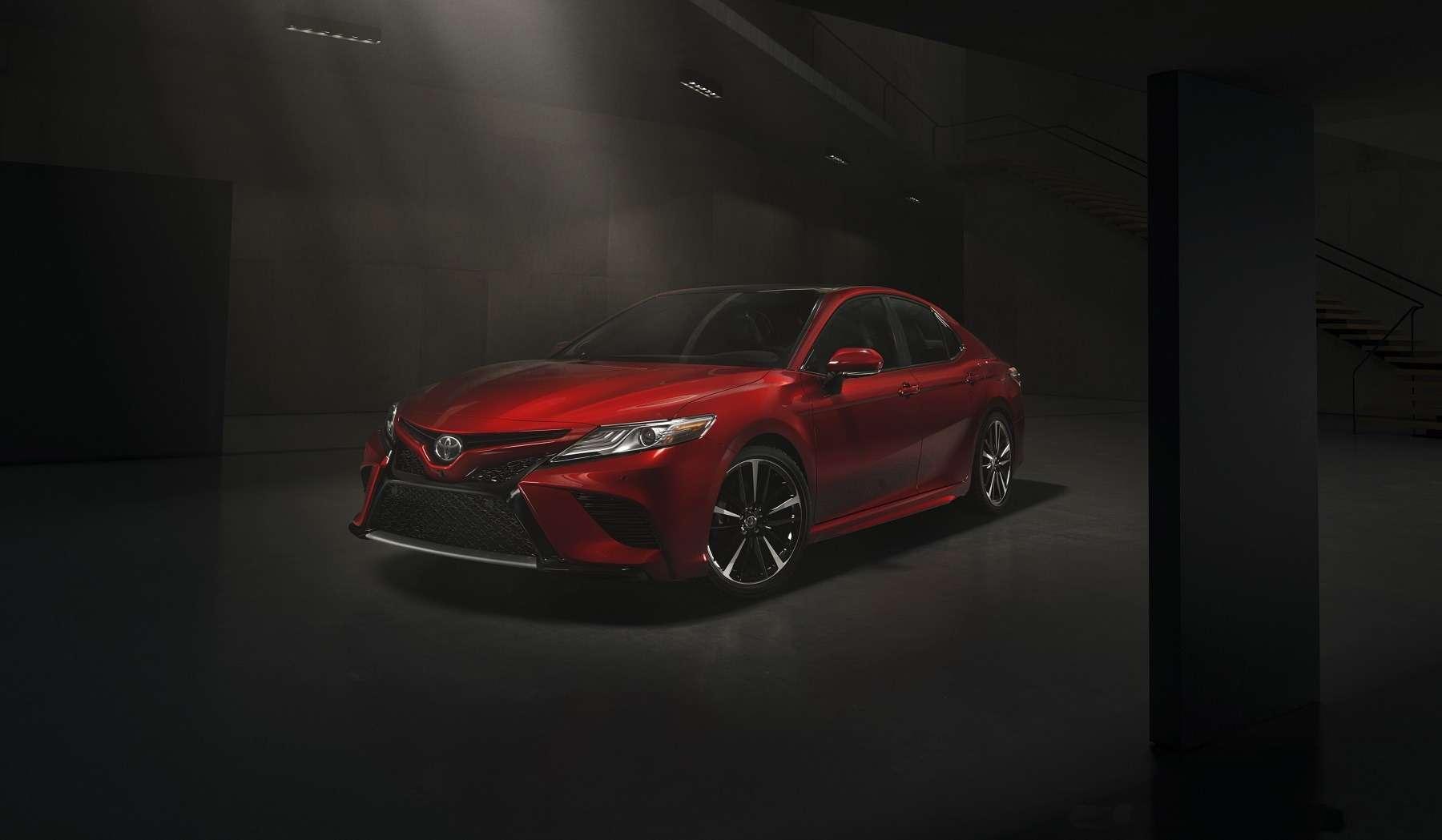 Встречайте: новая Toyota Camry!— фото 690542