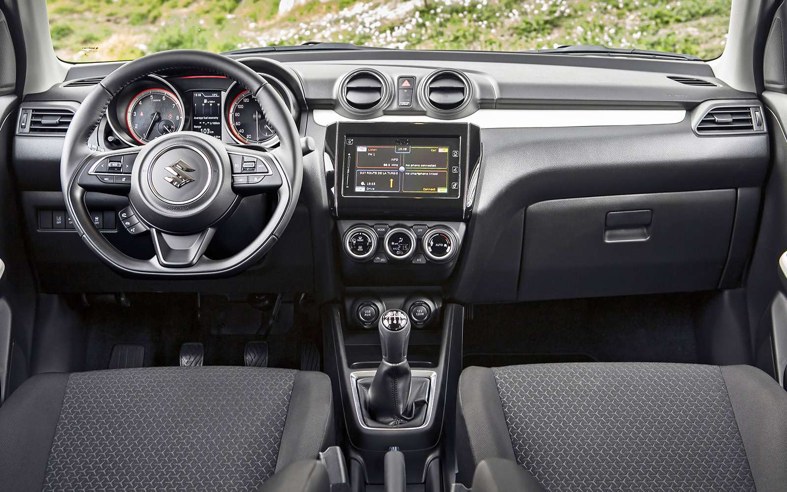 Новый Suzuki Swift: когда вРоссию?— фото 750301