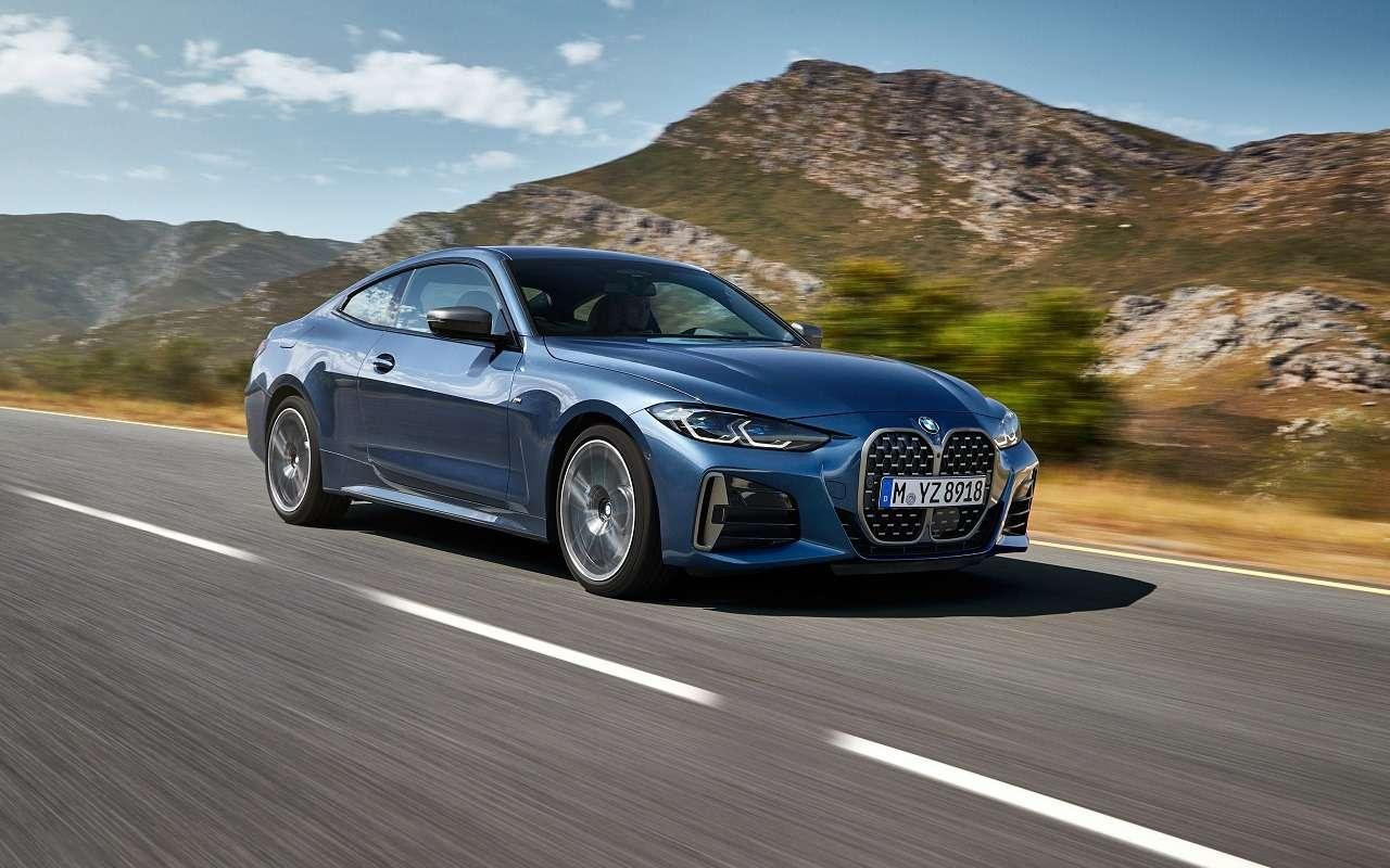 Объявлены цены идата старта продаж BMW 4-й серии Coupe— фото 1137575